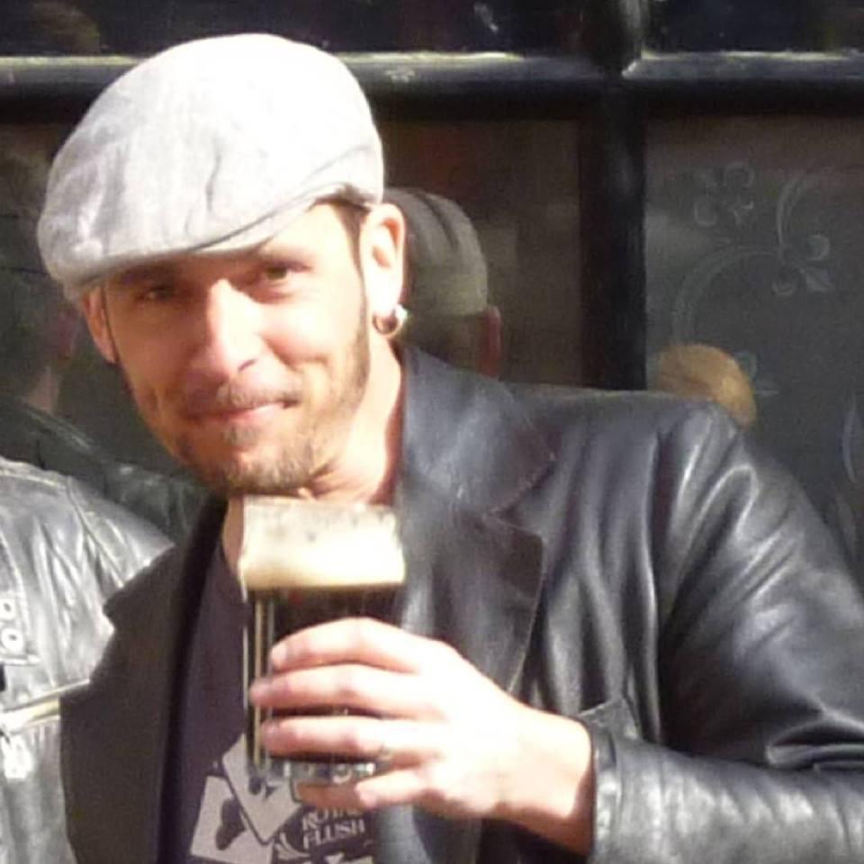 Martin R. Graf – Drummer The Zodiacs