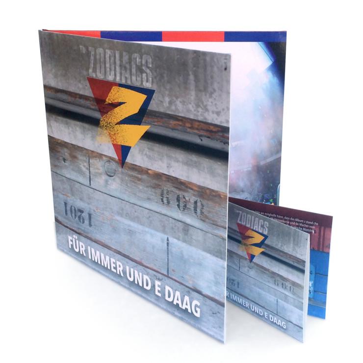 The Zodiacs - Für immer und e Daag - auf Vinyl