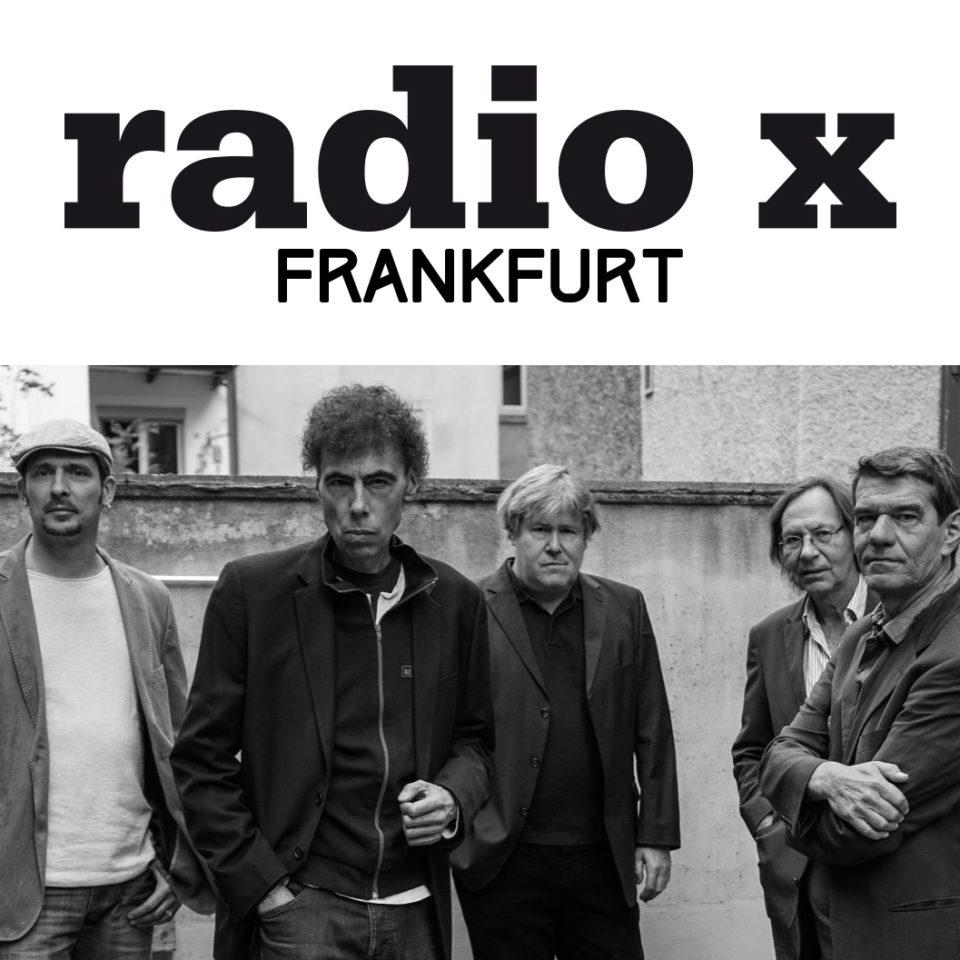The Zodiacs auf Radio X Frankfurt